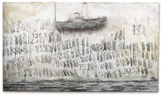 View DIE HIMMELSPLASTE By Anselm Kiefer; oil, emulsion, acrylic and lead on canvas; 192 by 332 by 75 by 130 by . Access more artwork lots and estimated & realized auction prices on MutualArt. Anselm Kiefer, Sculpture Art, Sculptures, Statues, Art Sketchbook, Art Pictures, Art Pics, Oeuvre D'art, Mixed Media Art
