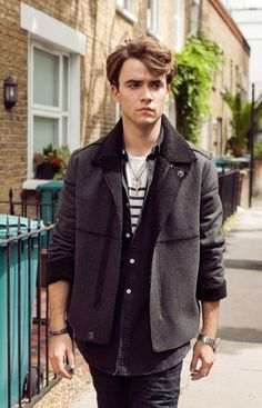 "JAMIE BLACKLEY starred in the films ""Snow White and the Huntsman"" and ""The Fifth Estate."" Also filming now, ""If I Stay."""