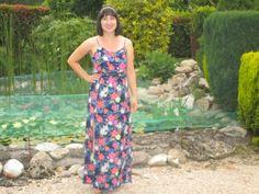 Dulce y Chic by Nuria: Flower dress