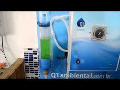 Tratamento da Água com Ozônio - Q1 Ambiental - YouTube