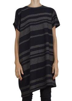 Black Complex.Geometries.Ebb Tunic Unisex size Medium. 174.50 on Tradesy  Assymetrical Dress 1b6f8a8c8