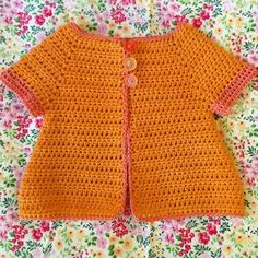 Layette au crochet  Sponsored By: Grandma's Crochet Shop