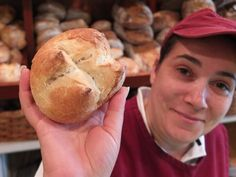 Good Bread: Portuguese Specialties at Teixeira's Bakery in Newark