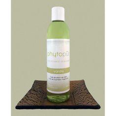 HUILE DE BAIN ET DE MASSAGE VANILLE -  Nourrissez votre peau avec notre nouvelle huile de bain et de massage aux vitamines A, B, et E. Cette huile hydratante laissera sur votre corps un délicat parfum de vanille tropicale. http://savondescantons.com/fr/soin-phytopur/60632-huile-de-bain-et-de-massage-vanille.html