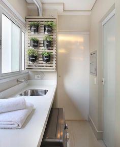 Interior Living Room Design Trends for 2019 - Interior Design Decor, Small Space Interior Design, Laundry Room Ideas Small Diy, Room Design Bedroom, Kitchen Decor, Home Remodeling, Contemporary Kitchen, Creative Home Decor, Dream Laundry Room