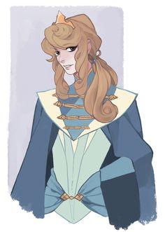 Disney Gender Bender - male Aurora