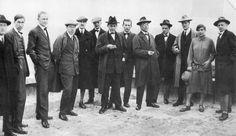 Teachers from the Bauhaus School