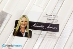 Business Cards : To keep your business cards from getting thrown away, you have to do something to make them stand out from all the other card stock business cards. When you make your business card cool and unique, people feel compelled to keep it in their wallet just so they can show others later - your first impression lasts!