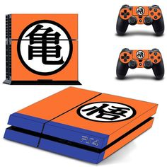Share with someone who would love this! :) http://www.hellodefiance.com/products/goku-skin-ps4-protector?utm_campaign=social_autopilot&utm_source=pin&utm_medium=pin