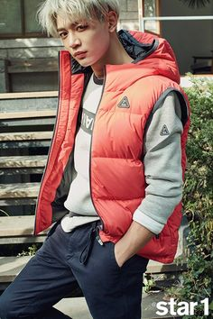 161021 - #SHINee Minho's Shooting Sketch @ Star1 #Minho
