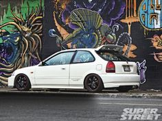 Custom 1997 HONDA CIVIC. This Baby Has Over 600 HP! You May Now Allow