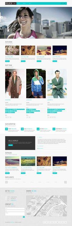 50+ Professional WordPress Business Creative Themes. Best WordPress Themes 2013. #best_wordpress_themes_2013