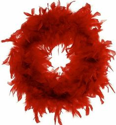 Red Chandelle Feather Wreath by DriedDecor.com, http://www.amazon.com/dp/B007Q8O45G/ref=cm_sw_r_pi_dp_zq64qb04DQQ9Q