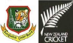 New Zealand tour of Bangladesh 2013