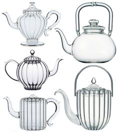 Mariages Freres  Teapots