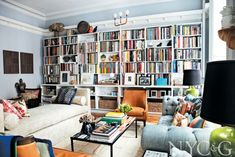 Step Inside the Fabulous West Village Apartment of Designer Rodman Primack - New York Cottages & Gardens - May 2013 - New York, NY