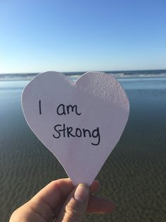 Image result for i am strong mantra