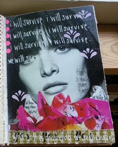 Kelly Kilmer Artist and Instructor: 7 July 2014 Journal Page