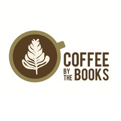 I like the icon for this campus coffee shop logo (Coffee by the Books).