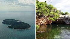 Lokrum Island Tourism, Croatia - Next Trip Tourism Croatia Tourism, Lokrum Island, River, Outdoor, Outdoors, Rivers, The Great Outdoors
