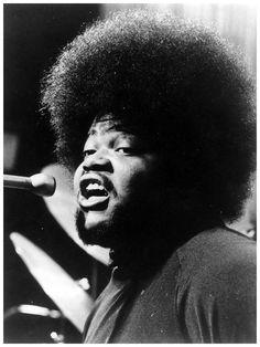 1970  Buddy Miles portrait