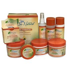 YOU® Be- Natural™ Ultimate Curl Solution Prize Pack | NaturallyCurly's 28 Day Love Fest Giveaway