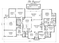Madden Home Design - Dogwood