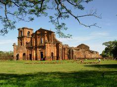 Ruinas de São Miguel das Missões   Barroco andino