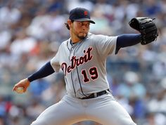 Anibal Sanchez, Detroit Tigers