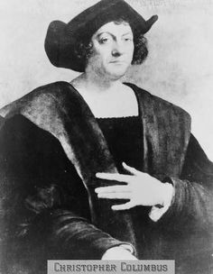 Christopher Columbus (October 1451 – 20 May 1506) was an explorer, navigator, and colonizer, born in the Republic of Genoa (today is nw Italy). Under the auspices of the Catholic Monarchs of Spain, he completed four voyages across the Atlantic Ocean that led to general European awareness of the American continents.