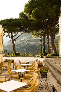 Amalfi coast - Ravello, province of Salerno, Campania region Italy