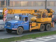 Tatra 148 (1972-82) Busses, Fire Engine, Cars And Motorcycles, Monster Trucks, Vehicles, Design, Trucks, Transportation, Crane Car