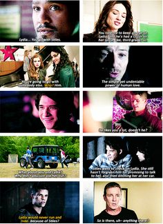In which everyone knows about Stiles and Lydia, Teen Wolf