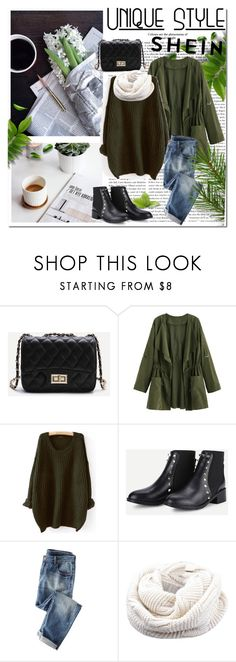 """""""SHEIN 10"""" by emiiillly ❤ liked on Polyvore featuring Wrap"""