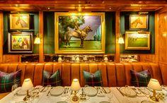 The New Polo Bar - Ralph Lauren's midtown masterpiece!