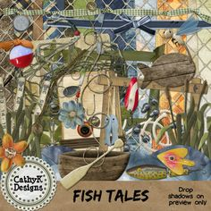 Cathy K's Fish Tales  I'm debating getting this one...