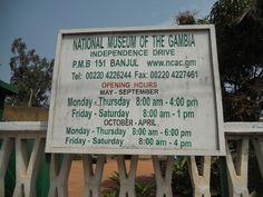 Banjul - Gâmbia - 2011