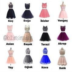 Who should see which horoscope - Casual Summer Dresses Casual Summer Dresses, Dresses For Teens, Casual Outfits, Prom Dresses, Zodiac Sign Tattoos, Zodiac Signs, Zodiac Sign Fashion, Scorpio Zodiac, School Dances