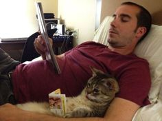 Reading together :)