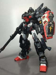 Custom Build: 1/144 Jestark - Gundam Kits Collection News and Reviews