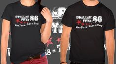 Camiseta Vote Ferris da www.mypoptee.com.br #saveferris #ferrisbueller #ferris