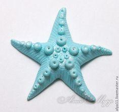 Tuto : Comment faire une étoile de mer en Fimo - Le blog de Miss Kawaii