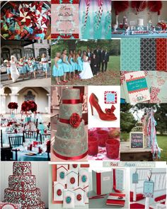 Tori's color scheme - I absolutely love it, especially the teal :)