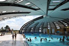 Palazzetto dello sport pier luigi nervi architecture for Piscine lingolsheim