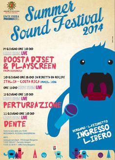 sound system Bergamo