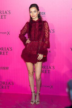 Luma Grothe Victoria's Secret 2016 Fashion Show After Party in Paris - November 2016 Victoria Models, Victorias Secret Models, Victoria Secret Angels, Victoria Secret Fashion Show, Vs Fashion Shows, Fashion Models, Women's Fashion, Victoria's Secret, Vivienne Westwood