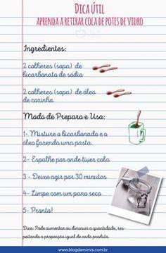 Dica útil: como retirar cola de potes de vidro - Blog da Mimis #dica #potes #de #vidro #potesdevidro #conserva #retirar #cola