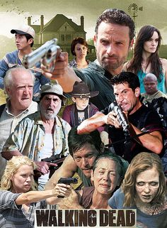 The Walking Dead! COME BACK TO MY LIFE PLEASE PLEASE PLEASE! I CANT TAKE IT ANYMORE!!