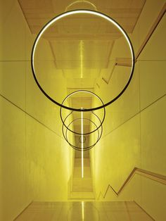 Olafur Eliasson connects art, architecture, installation and design, dismantling the presence of physical and cultural barriers in the. Studio Olafur Eliasson, Icelandic Artists, Ideas Dormitorios, Mellow Yellow, Bright Yellow, Land Art, Light Art, Light And Shadow, Oeuvre D'art