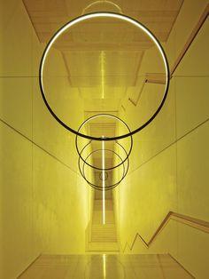 gravity stairs / olafur eliasson / photo by hyunsoo kim, courtesy of leeum, samsung museum of art